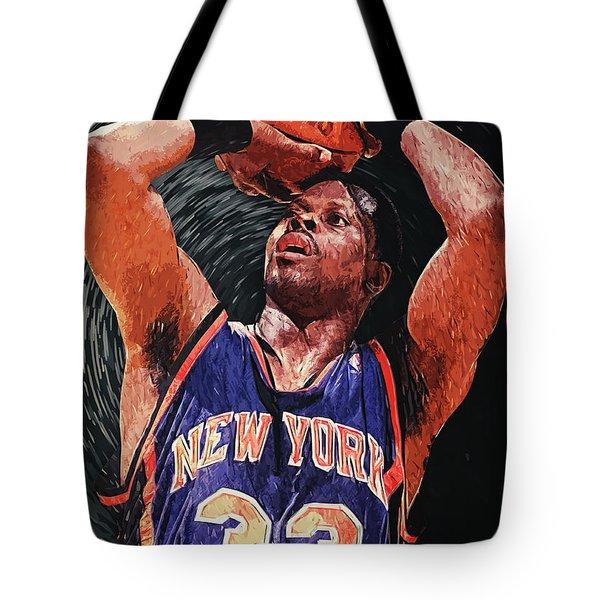 Patrick Ewing Tote Bag
