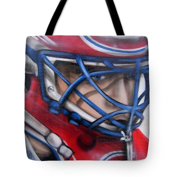 Patrick Roy ... Tote Bag