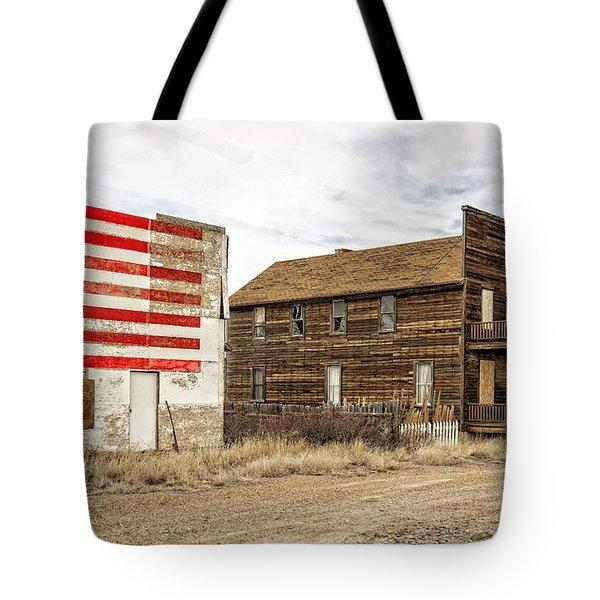 Patriotic Bordello Tote Bag