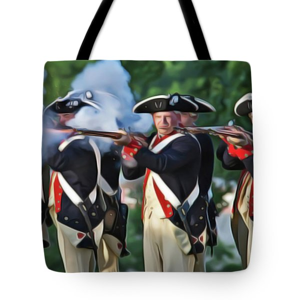 Patriots Tote Bag