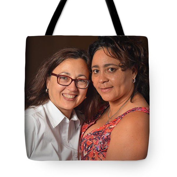 Patsy And Psilky Tote Bag