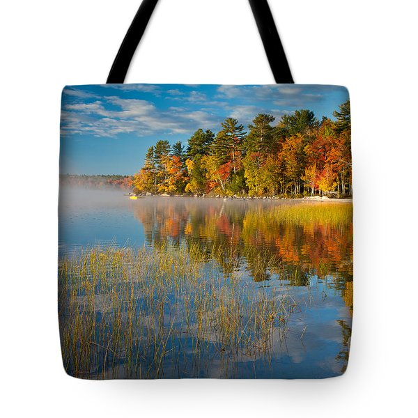 Patten Pond Tote Bag