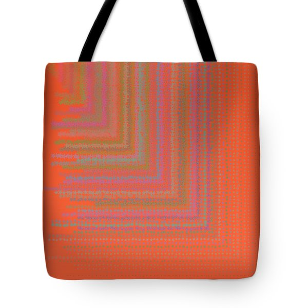 Tote Bag featuring the digital art Pattern 192 by Marko Sabotin