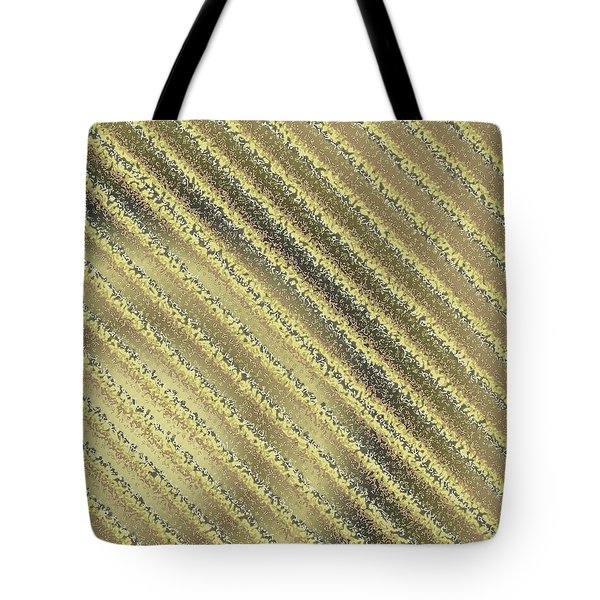 Tote Bag featuring the digital art Pattern 195 by Marko Sabotin