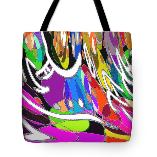 Pattern 205 _ Balance Tote Bag