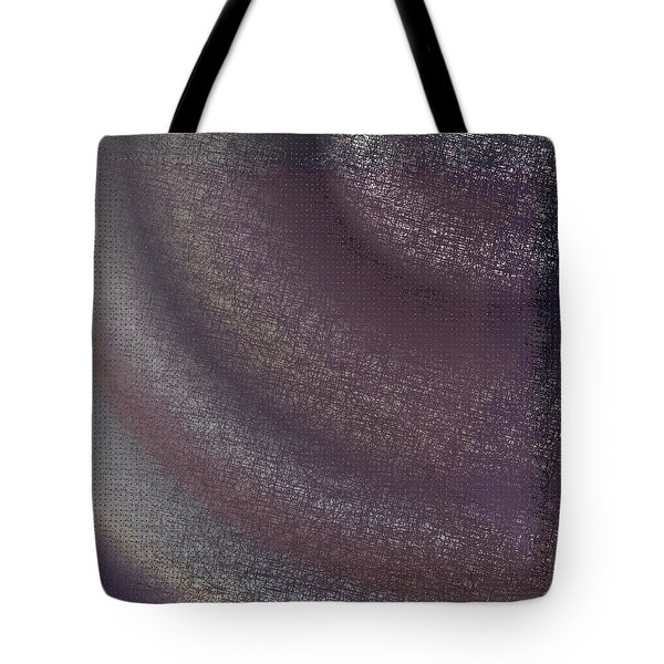 Tote Bag featuring the digital art Pattern 218 by Marko Sabotin