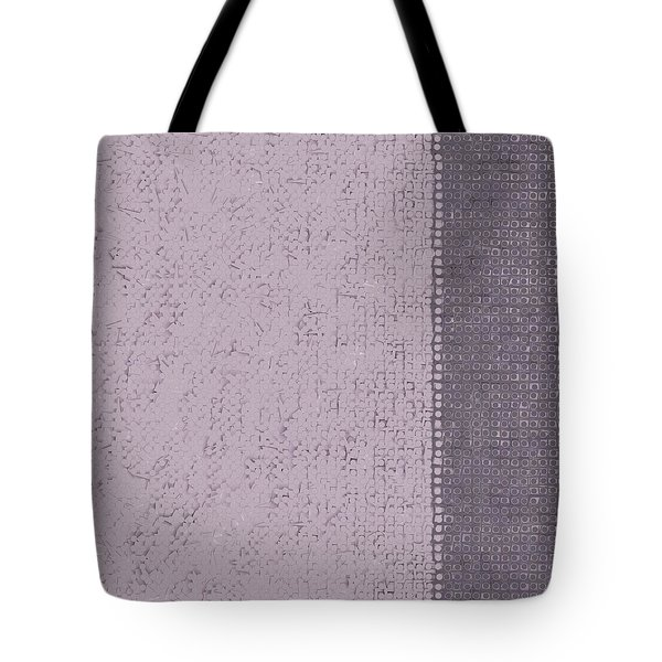 Tote Bag featuring the digital art Pattern 219 by Marko Sabotin