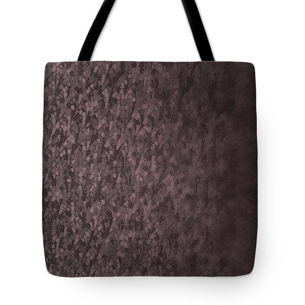 Tote Bag featuring the digital art Pattern 220 by Marko Sabotin