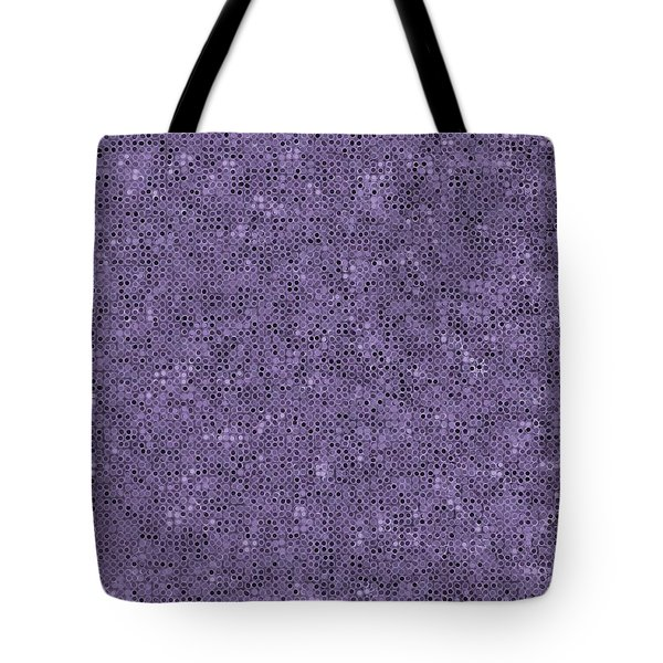 Tote Bag featuring the digital art Pattern 225 by Marko Sabotin