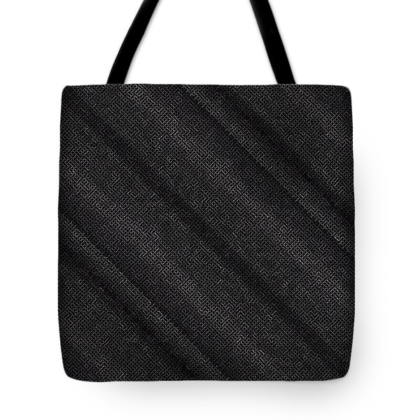 Tote Bag featuring the digital art Pattern 230 by Marko Sabotin