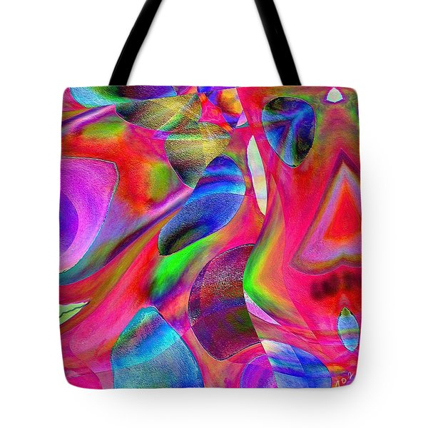 Pattern 246 _ Wow  Tote Bag