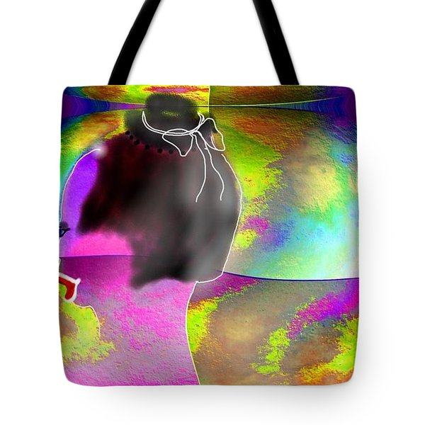 Pattern 266 _ Shine Tote Bag