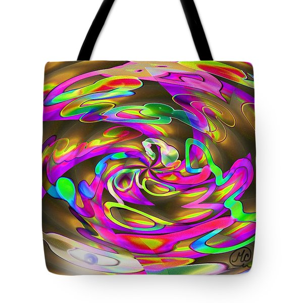 Pattern 269 _ Wired Tote Bag