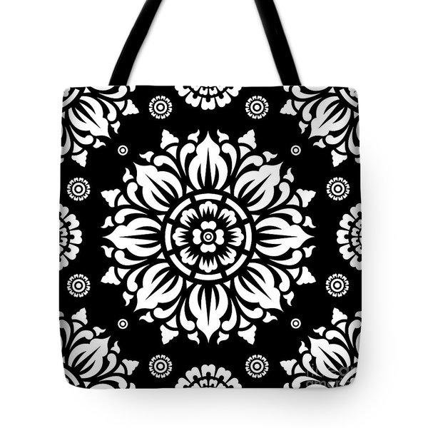 Pattern Art 01-1 Tote Bag