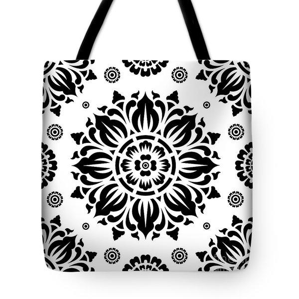 Pattern Art 01-2 Tote Bag