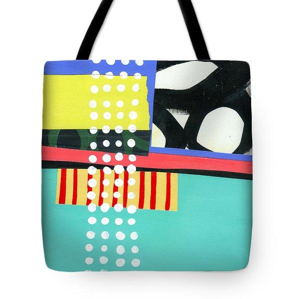 Pattern Grid #2 Tote Bag