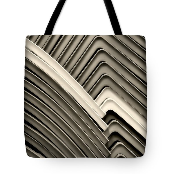 Tote Bag featuring the photograph Pattern by Joe Bonita
