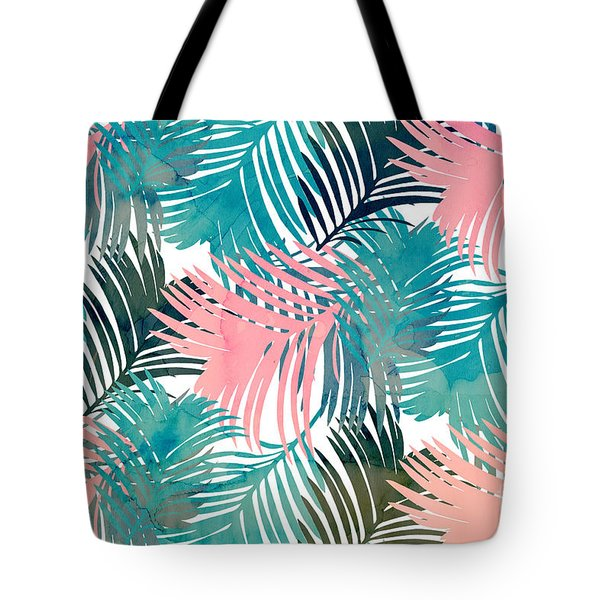 Pattern Jungle Tote Bag