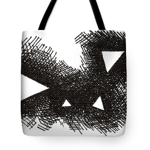 Patterns 2 2015 - Aceo Tote Bag