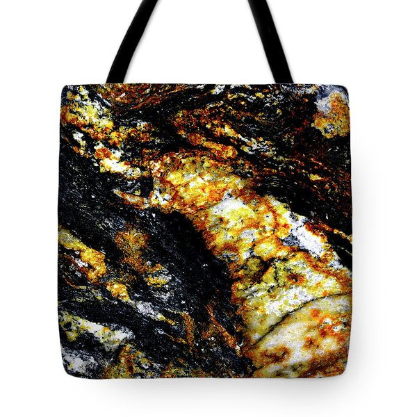 Tote Bag featuring the photograph Patterns In Stone - 190 by Paul W Faust - Impressions of Light