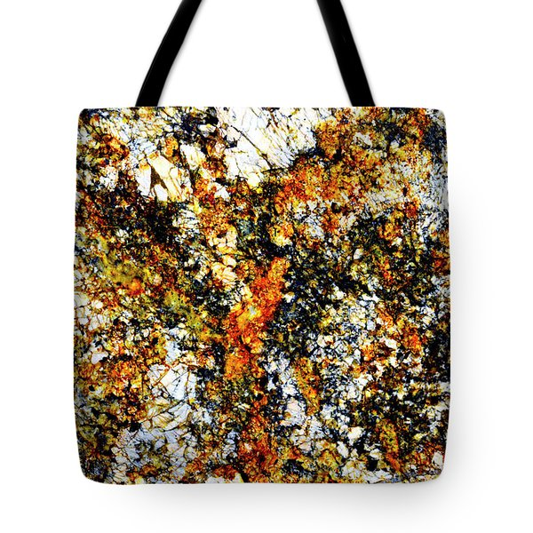 Tote Bag featuring the photograph Patterns In Stone - 207 by Paul W Faust - Impressions of Light
