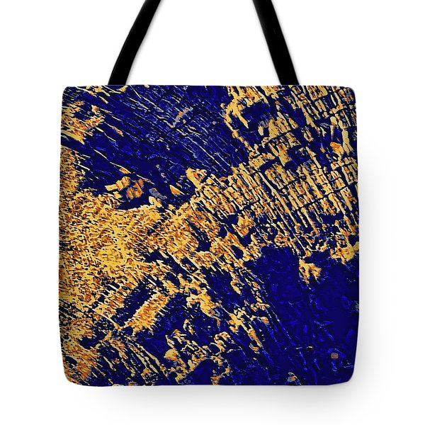 Time Lines Tote Bag