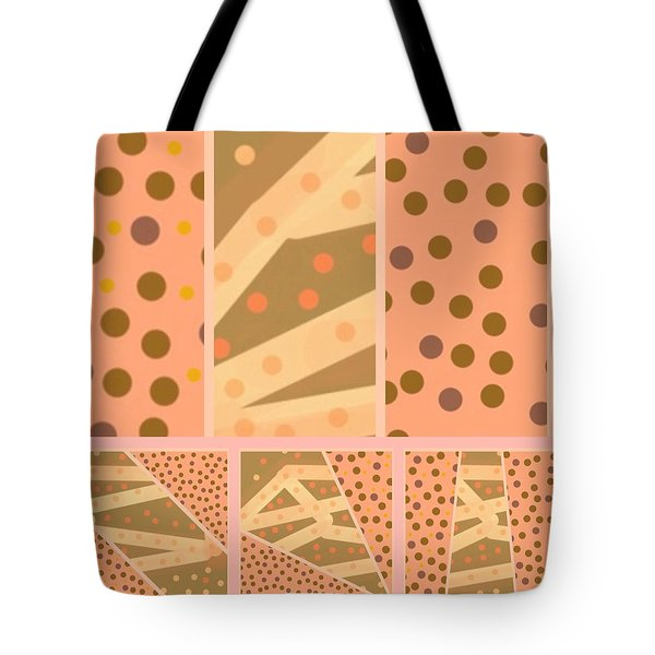 Patterns Of Finding Solace 100 Tote Bag