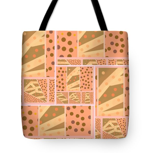 Patterns Of Finding Solace 200 Tote Bag