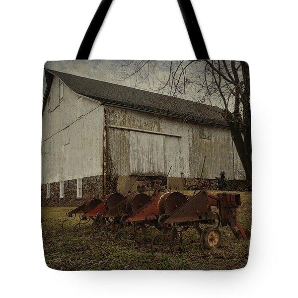 Patterson Farm  Tote Bag