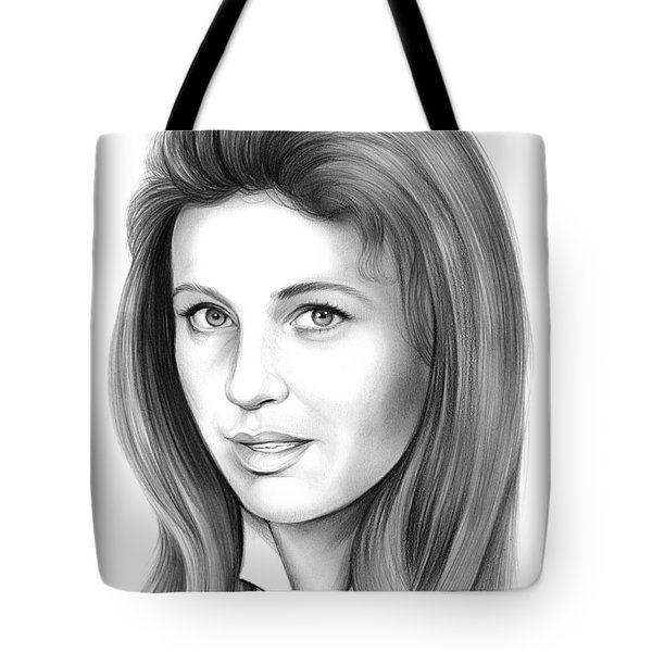 Patty Duke Tote Bag