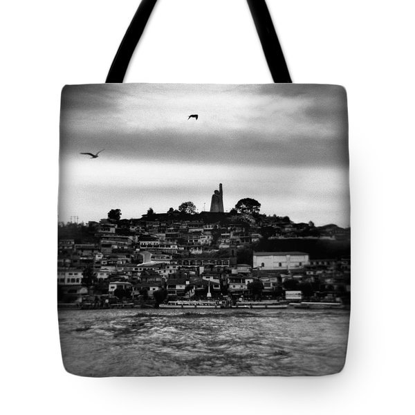 Patzcuaro Tote Bag