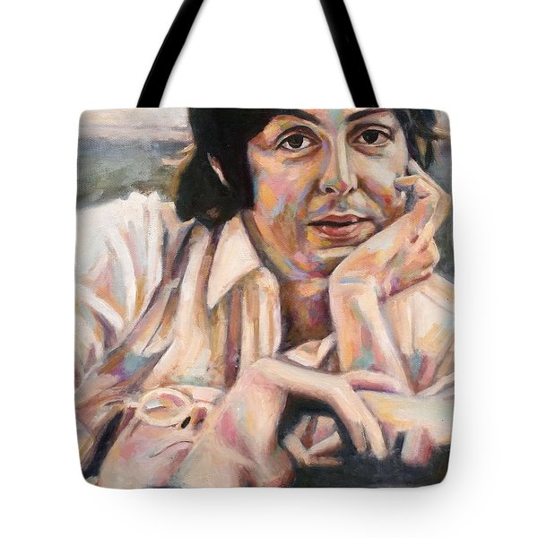 Paul And John Tote Bag