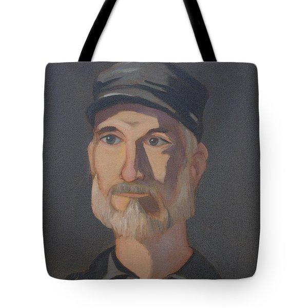 Paul Bright Portrait Tote Bag