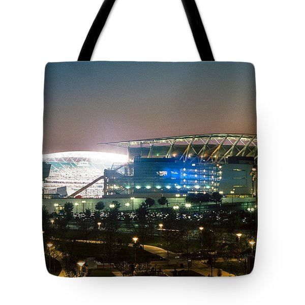 Paul Brown Stadium Tote Bag