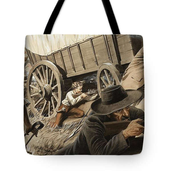 Paul Kruger Tote Bag by Unknown
