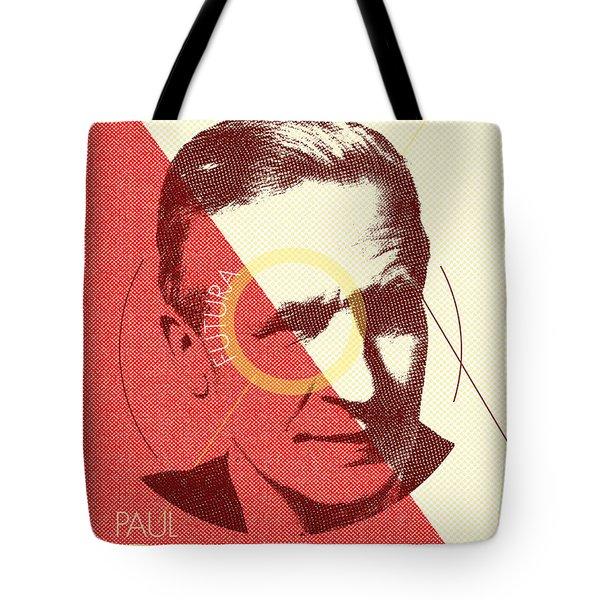 Paul Renner Tote Bag