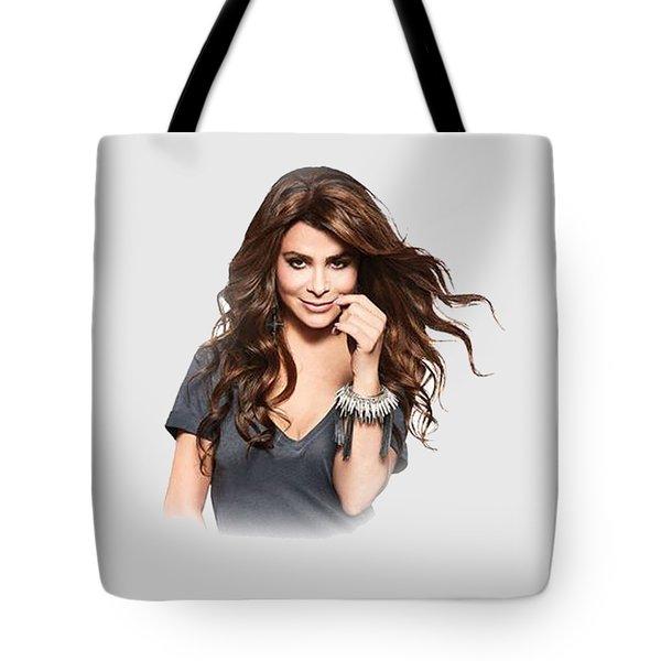 Paula Abdul T-shirt Tote Bag