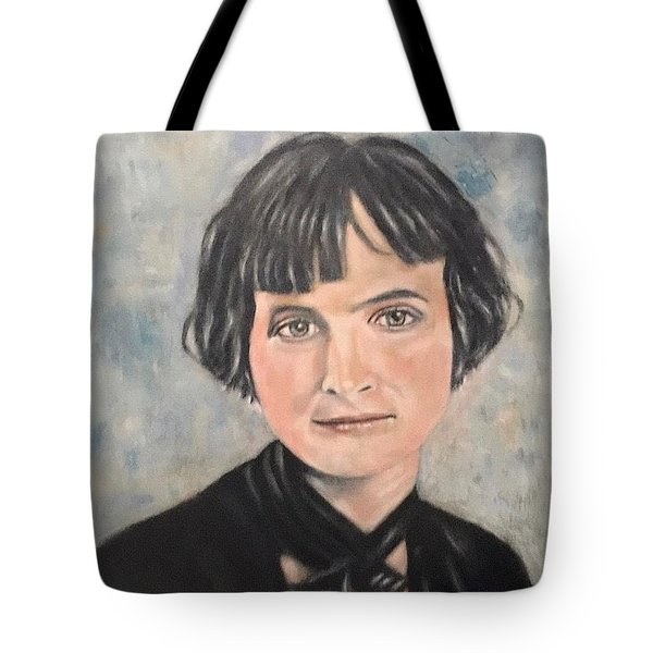 Pauline Osborn Gaffin Tote Bag