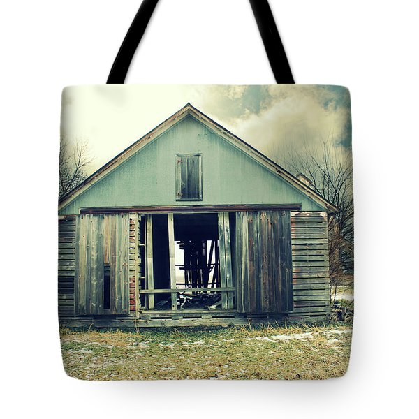 Tote Bag featuring the photograph Paulsons Crib by Julie Hamilton