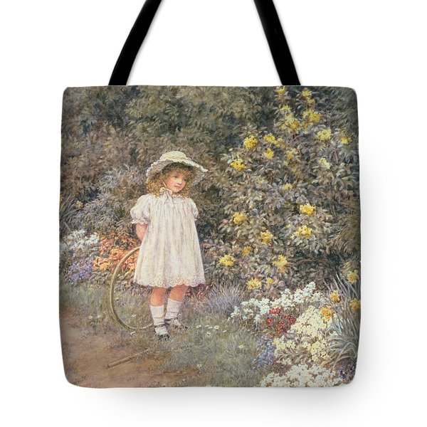 Pause For Reflection Tote Bag