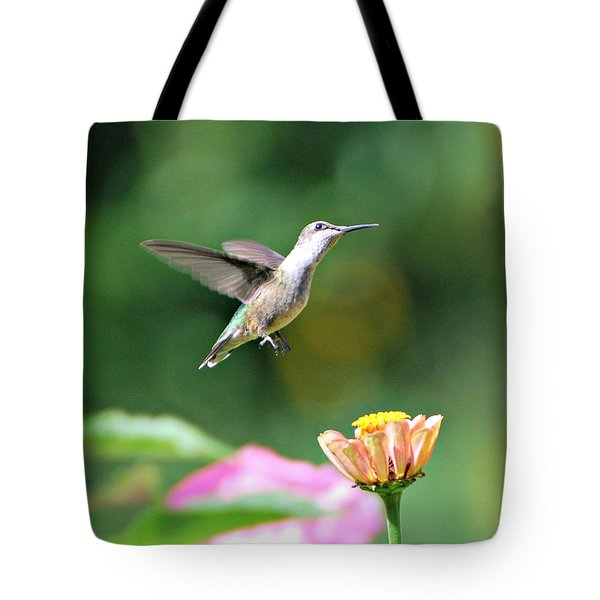 Pause Tote Bag by Lila Fisher-Wenzel