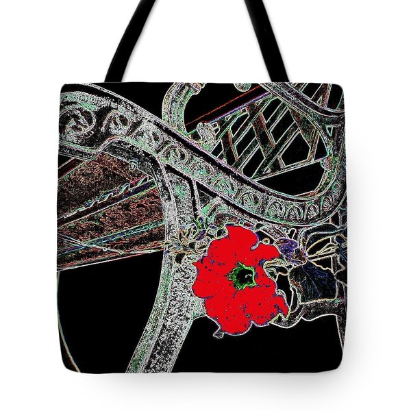 Pause To Contemplate 1 Tote Bag by Will Borden