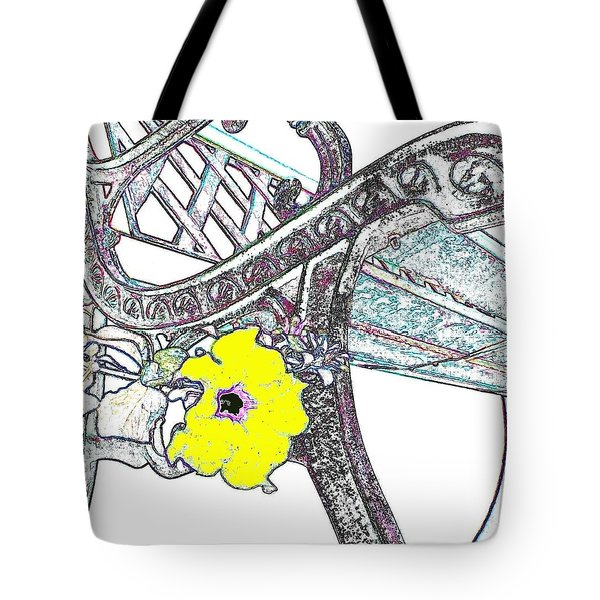 Pause To Contemplate 2 Tote Bag by Will Borden