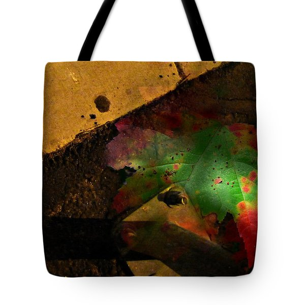 Paved But Not Over Tote Bag