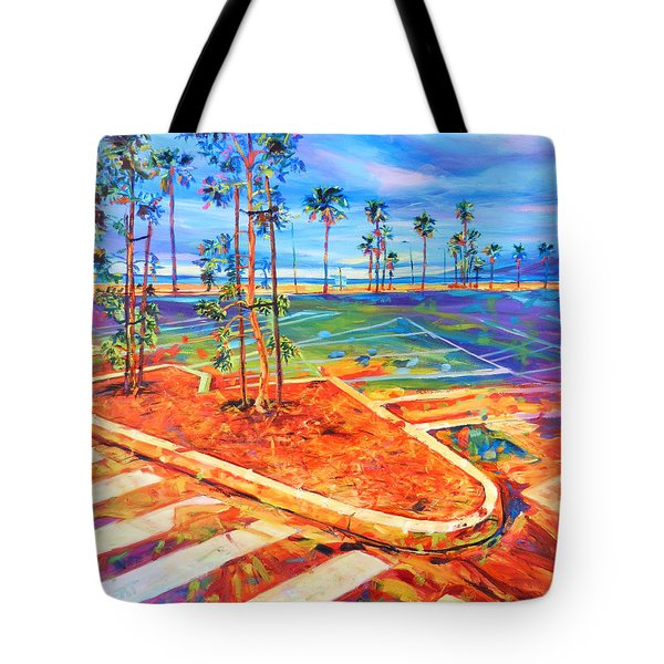 Paved Paradise Tote Bag