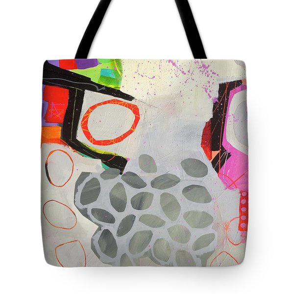 Paving The Way Tote Bag by Jane Davies
