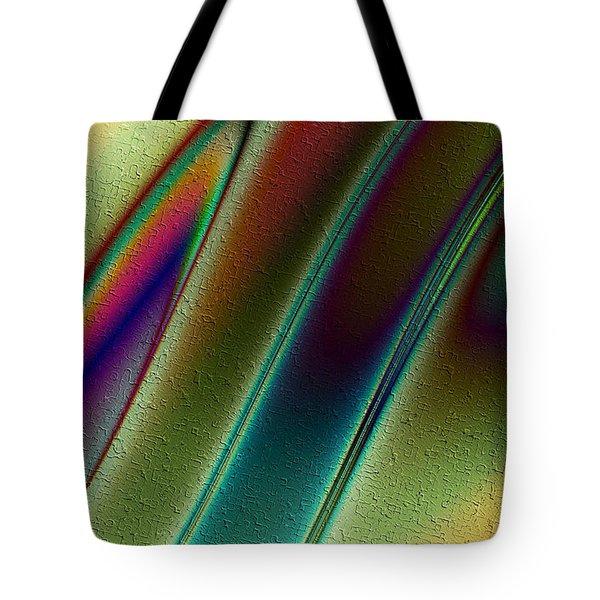 Pavo Real Tote Bag