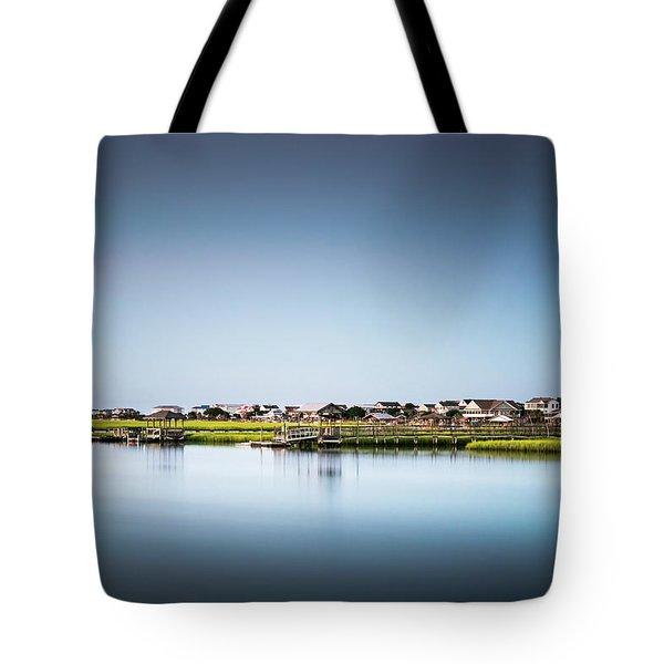Pawleys Island North Causeway Tote Bag