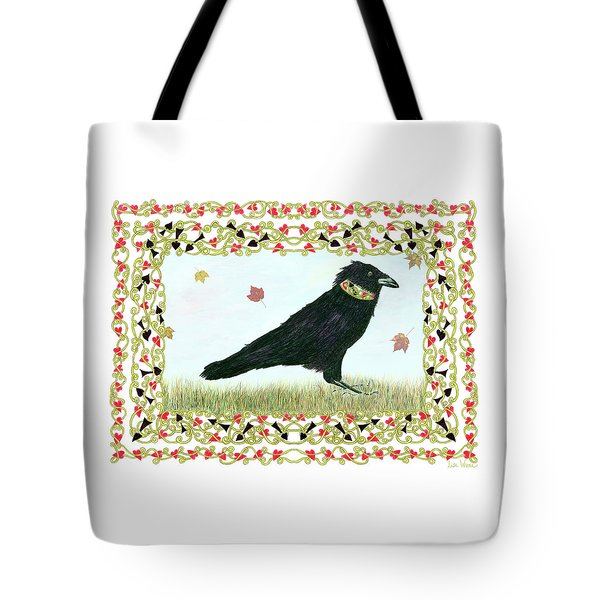 Pawn In Autumn Tote Bag