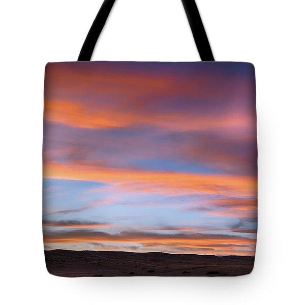 Pawnee Sunset Tote Bag